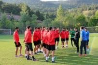 DARıCA GENÇLERBIRLIĞI - Sivas Belediyespor Lige Hazırlanıyor