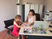 PSIKOLOG - Süleymanpaşa Çocuk Kulübü Üyelerine Okula Hazırlık Testi Yapıldı