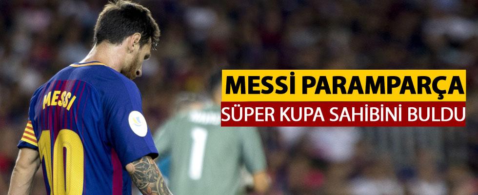 Süper Kupa Madrid'in!