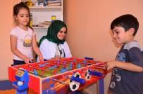 İŞİTME ENGELLİ - Tatvan'da Engelli Çocuklara Yönelik Kurslar Açıldı