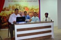 MEHMET AKİF ERSOY - Tokat'ta Mesleki Eğitim Masaya Yatırıldı