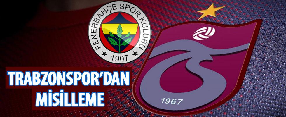 Trabzonspor'dan Fenerbahçe'ye Gustavo Gomez misillemesi!