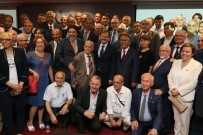 YURTDIŞI TÜRKLER VE AKRABA TOPLULUKLAR - Türk Dünyası Ankara'da Buluştu