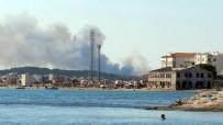 BALıKESIR BELEDIYESI - Türkiye'nin Gözde Turizm Bölgesi Yanıyor
