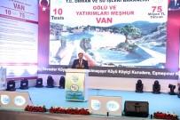 VAN DEVLET TIYATROSU - Van'da 10 Tesisin Temeli Atıldı