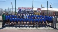 MURAT KAYA - Van'da Düzenlenen 'Grassroots C Futbol Antrenörlük Kursu' Devam Ediyor