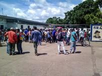 KATLIAM - Venezuela'da Cezaevinde 37 Kişi Öldürüldü