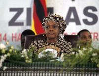 GÜNEY AFRIKA - Zimbabve, Mahkemeye Çıkarılacak 'First Lady'sine Dokunulmazlık İstedi