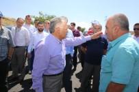 MİMAR SİNAN - Ağırnas İle Barsama Birbirine Bağlayan 5 KM'lik Yol Tamamlandı