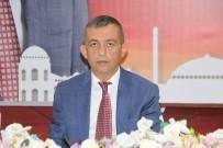 SİYASİ PARTİLER - Ahmet Tanoğlu, ETSO'ya Adaylığını Açıkladı