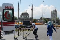 Ahmetpaşa Caddesinde Trafik Kazası