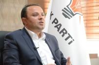 RUHİ AÇIKGÖZ - AK Parti Aksaray İl Başkanı Karatay Görevinden İstifa Etti