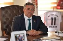 BILECIK MERKEZ - AK Parti Bilecik Merkez İlçe Başkanı Yıldırım, Aday Olmadığı Açıkladı