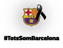 BAYERN MÜNIH - Alman Futbol Yıldızları Barcelona Kurbanlarına Yas Tutuyor