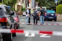 DARMSTADT - Almanya'da Bir Türk Vatandaşı Öldürüldü