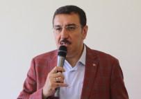 VEDAT YıLMAZ - 'Almanya, Türkiye Aleyhinde Başlatmış Olduğu Siyasi Şantaj...'