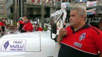 FARKıNDALıK - Amatör Telsizciler 17 Ağustos'u Hatırlattı