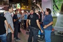 Antalya'da Seyyar Satıcılara Sivil Baskın