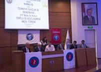HASAN ÖZTÜRK - Atatürk Üniversitesi Toplu İş Sözleşmelerini İmzaladı