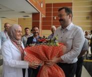 HASTANE - Aydınlık, Cizre Devlet Hastanesinde İncelemelerde Bulundu