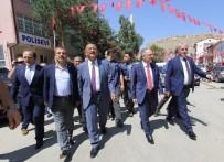 MALİYE BAKANI - Bakan Ağbal Ve Özhaseki Bayburt'ta