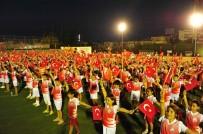 Balçova'da Yaz Okullarına Muhteşem Final