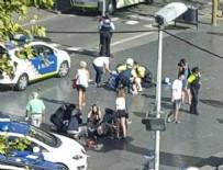TERÖR SALDIRISI - Barcelona'daki terör saldırısının baş şüphelisi belli oldu