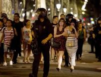 SAĞLıK BAKANLıĞı - Barselona'da ölü sayısı 14'e yükseldi