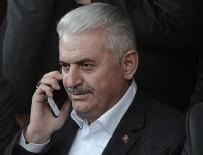 OKUL MÜDÜRÜ - Başbakan Yıldırım Alperen'in babasını aradı
