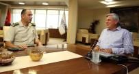İBRAHIM KARAOSMANOĞLU - Başkan Karaosmanoğlu Açıklaması 'Bu Görevi Azim Ve Kararlılıkla Yapacağınıza İnanıyorum'