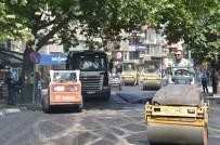 ATATÜRK HEYKELİ - Başkent'te Asfalt Seferberliği