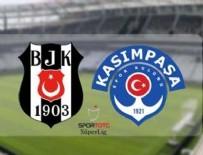 TALİSCA - Beşiktaş puan kaybetti