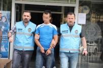 CINAYET - Bıçaklı Saldırıda Bulunan Genç Yakalandı