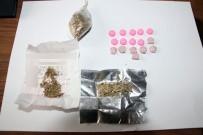 İL EMNİYET MÜDÜRLÜĞÜ - Bilgisayar Mağazasında Uyuşturucu Sattığı İddiası İle Gözaltına Alınan Şüpheli Tutuklandı