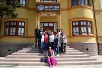 ŞEHİR MÜZESİ - Bozüyük Şehir Müzesi Misafirlerini Ağırladı