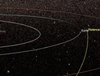 FLORENCE NİGHTİNGALE - Dev asteroid Dünya'yı teğet geçecek