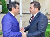 İBRAHİM HAKKI - Emniyet Genel Müdürü Altınok Diyarbakır'da