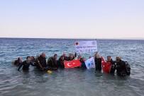 SAROS KÖRFEZI - Engeliler Saros'ta Tüplü Sualtı Dalışı Yaptı