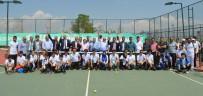 VALİ YARDIMCISI - Erzurum'da Sporda Yeni Bir Heyecan Açıklaması Doğu Tenis Ligi Başladı