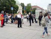 TERÖR SALDIRISI - Finlandiya'da saldırı: Ölü ve yaralılar var