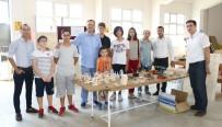 YAZ OKULU - Gençler Üretimle Tanıştı