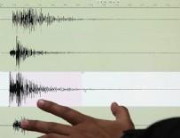 GÖKOVA KÖRFEZİ - Gökova Körfezi'nde 4,2 büyüklüğünde deprem