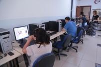 GÖLBAŞI - Gölbaşı Belediyesinden Engellilere Bilgisayar Destekli Muhasebe Kursu