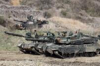 KUZEY KORE - Güney Kore'de Askeri Tatbikat Sırasında Patlama Açıklaması 1 Ölü