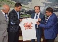 HAKKARİ VALİSİ - Hakkari'de 'Kardeşlik Sınır Tanımaz' Projesi