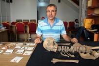 FıRAT ÜNIVERSITESI - Harput Kazılarında İnsan İskeleti Bulundu