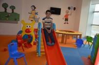 PSİKİYATRİ UZMANI - Hastanede Çocuklar İçin Oyun Alanı Kuruldu