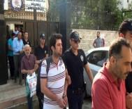 ÖZEL SEKTÖR - Hatay'da Adliyeye Sevk Edilen 39 FETÖ Zanlısından 13'Ü Tutuklandı