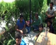 İNSAN TİCARETİ - Hatay'da Göçmen Kaçakçılığı
