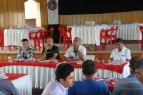 İLLER BANKASı - Hisarcık Belediyesi İstişare Toplantısı Düzenledi